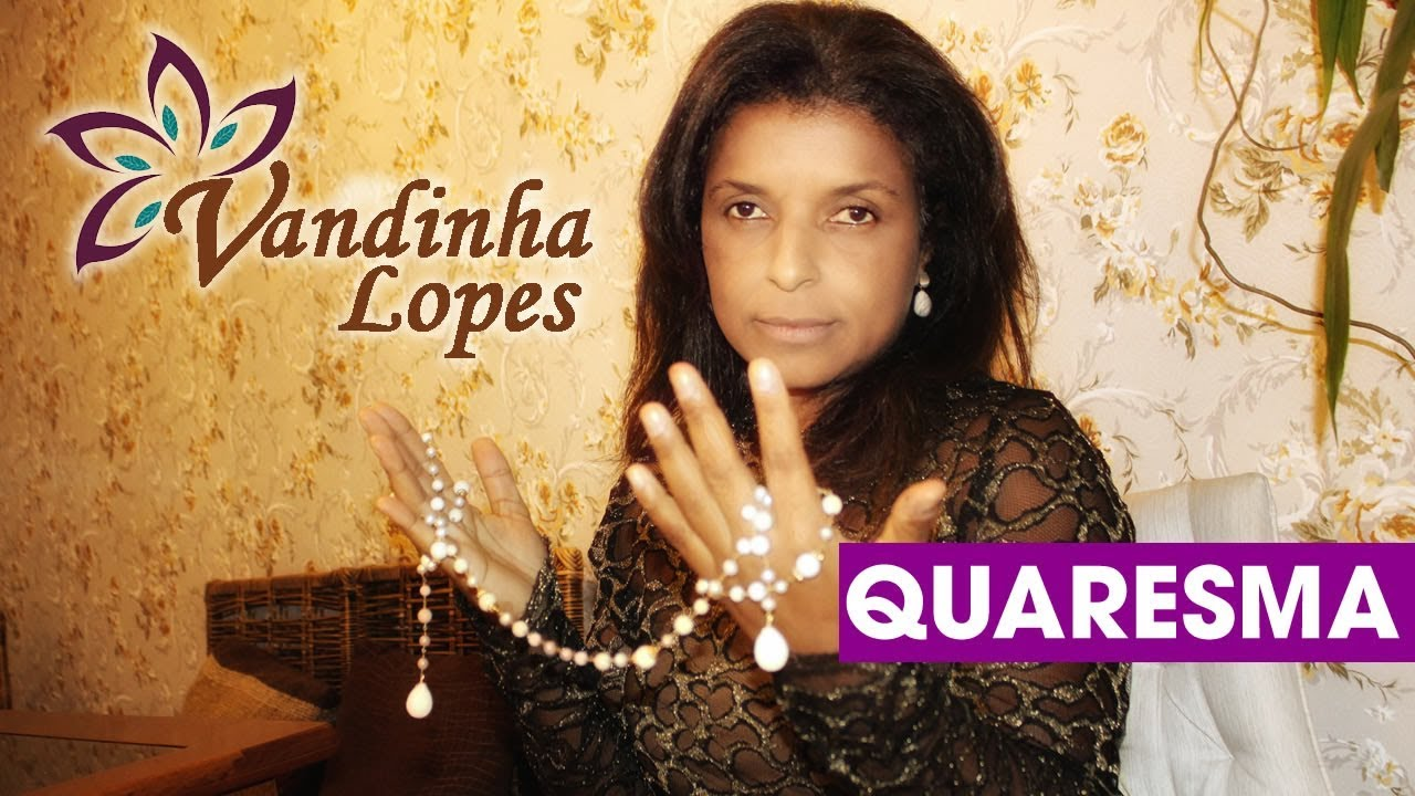 Photo of Vidente Vandinha Lopes fala dos cuidados com a Quaresma