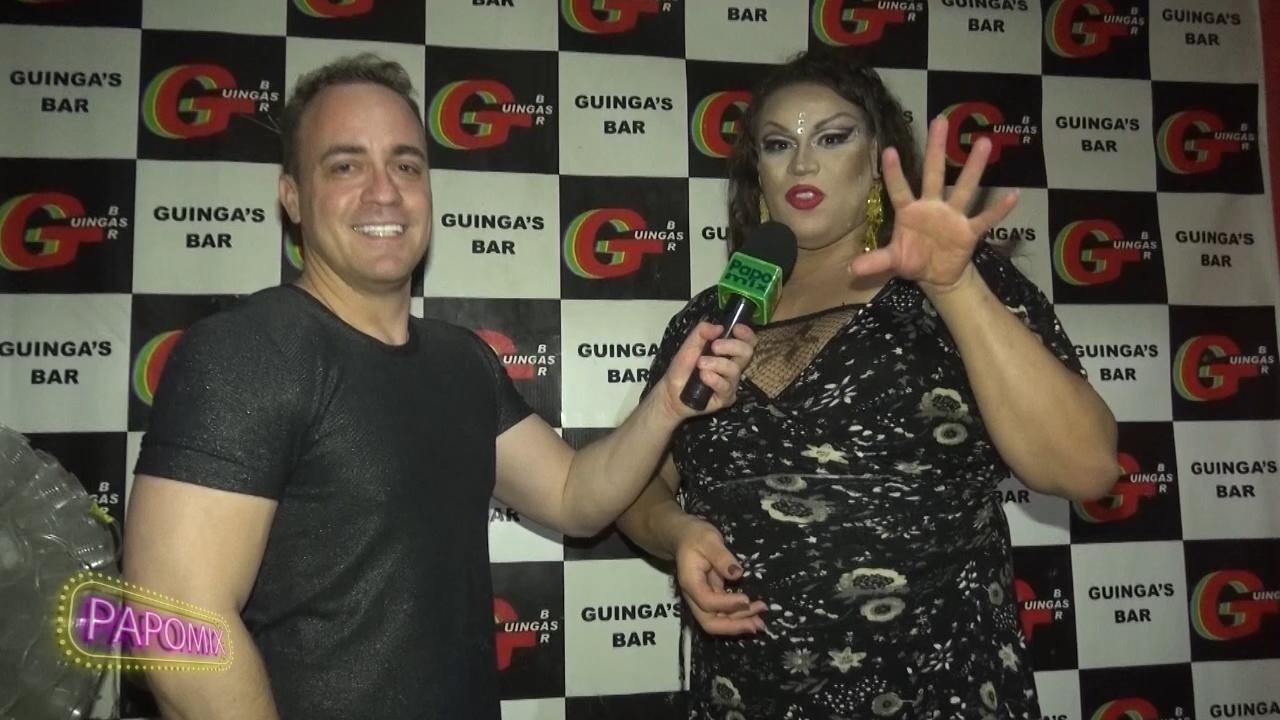 Photo of Leandra Gitana é convidada do especial de 12 anos do Guingas Bar