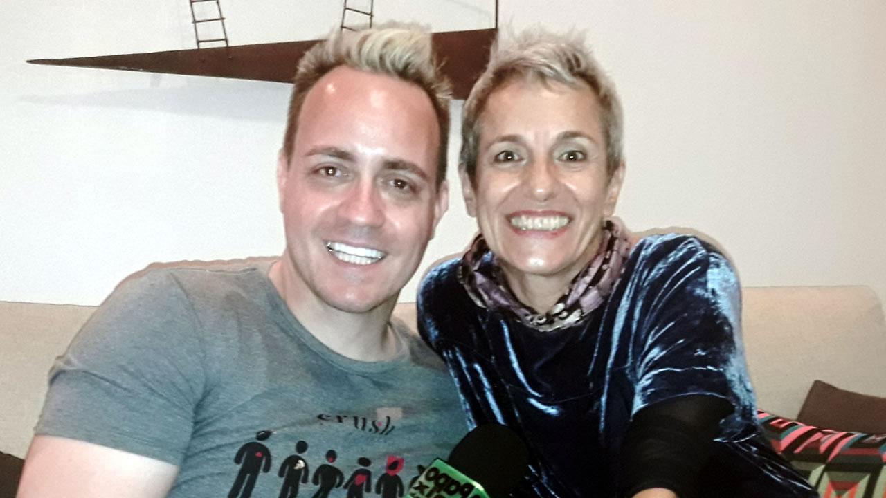 Photo of Cantora Laura Finocchiaro é a convidada especial do Perfil PapoMix –  Assista o bate papo!