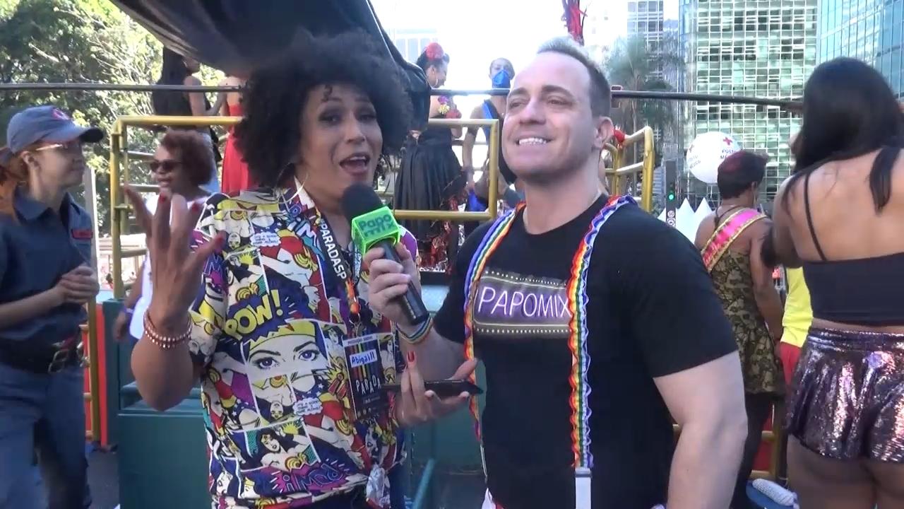 Photo of PapoMix confere os destaques do Trio do Transcidadania na Parada LGBTI+