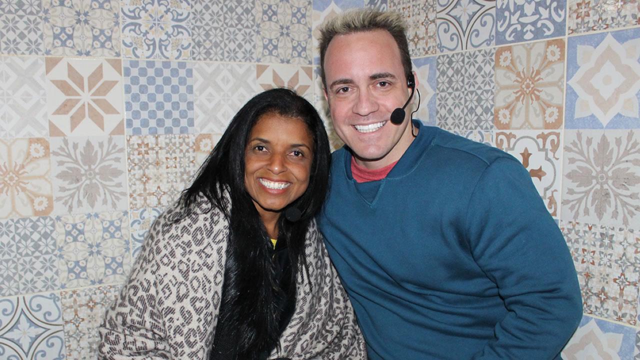 Photo of Papo com Vandinha Lopes: Vidente fala sobre polemica envolvendo apresentadora Val Marchiori