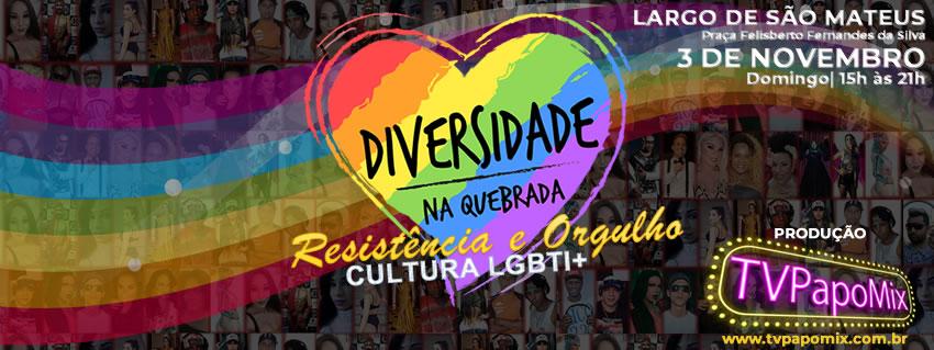 Photo of Diversidade Na Quebrada leva cidadania e cultura para São Mateus na zona leste de São Paulo