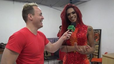 Photo of Vencedora do Drag Danger 2019,  Pyetrah Haas em  entrevista especial para a TV PapoMix
